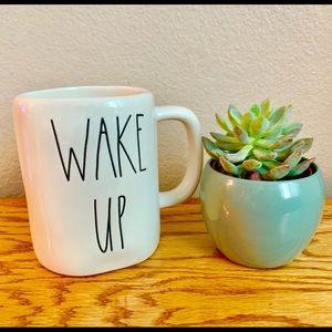 Rae Dunn Wake Up Mug